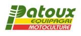 logo de PATOUX EQUIPAGRI