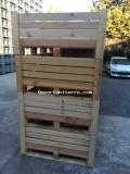 Palox en bois 100 LARGE x 120 LONG x 54 de haut