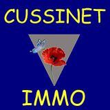logo Cussinet Immo